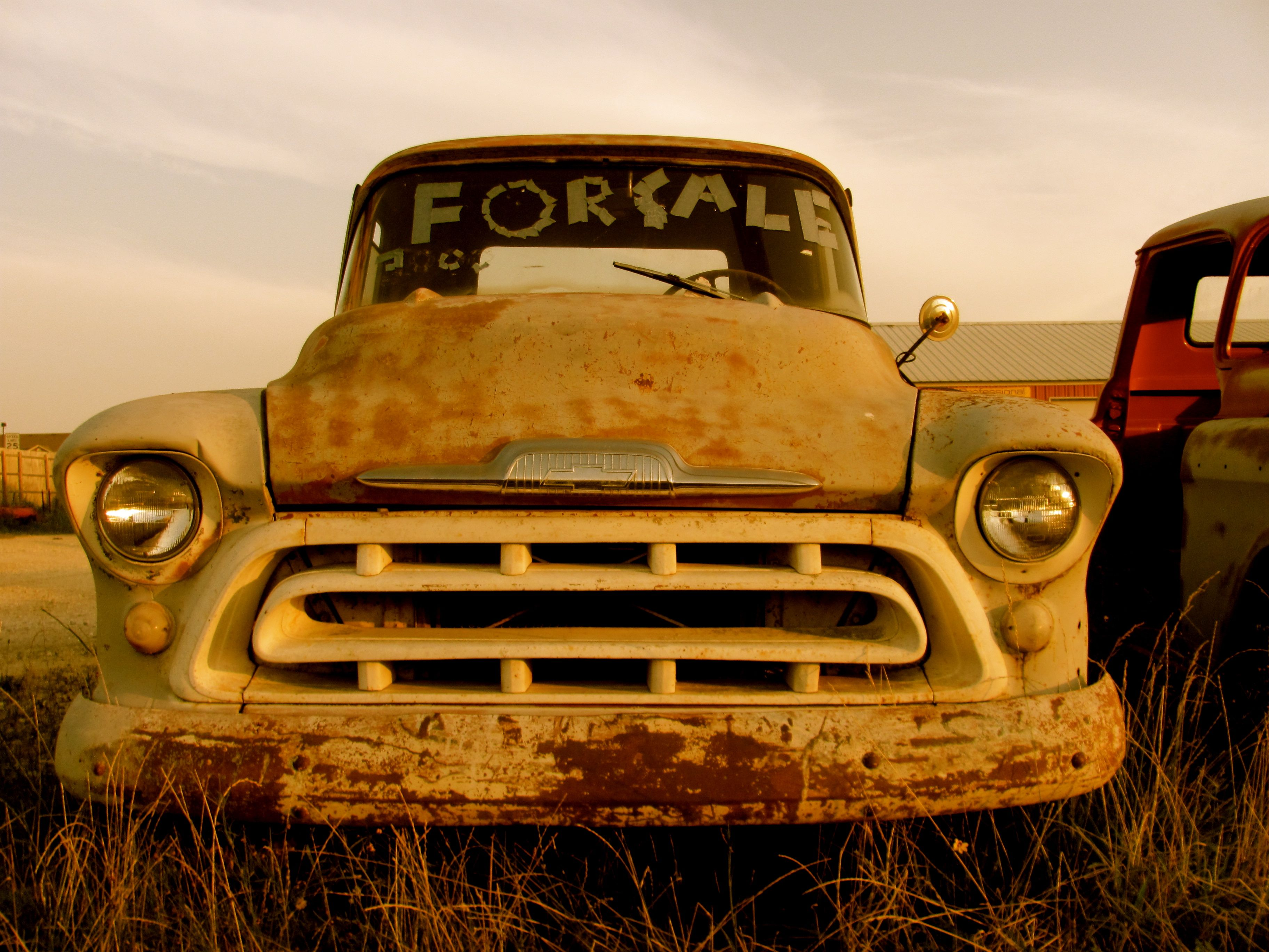 Day 11. Old truck for sale. | 365photodays | Pinterest | Barn finds ...