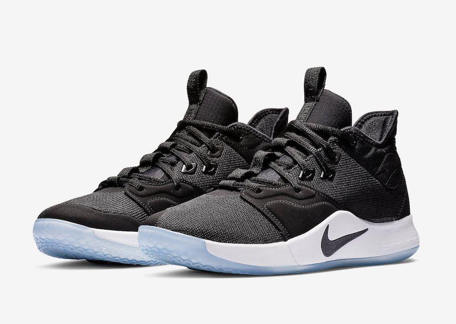 Nike PG 3 Black White Release Date