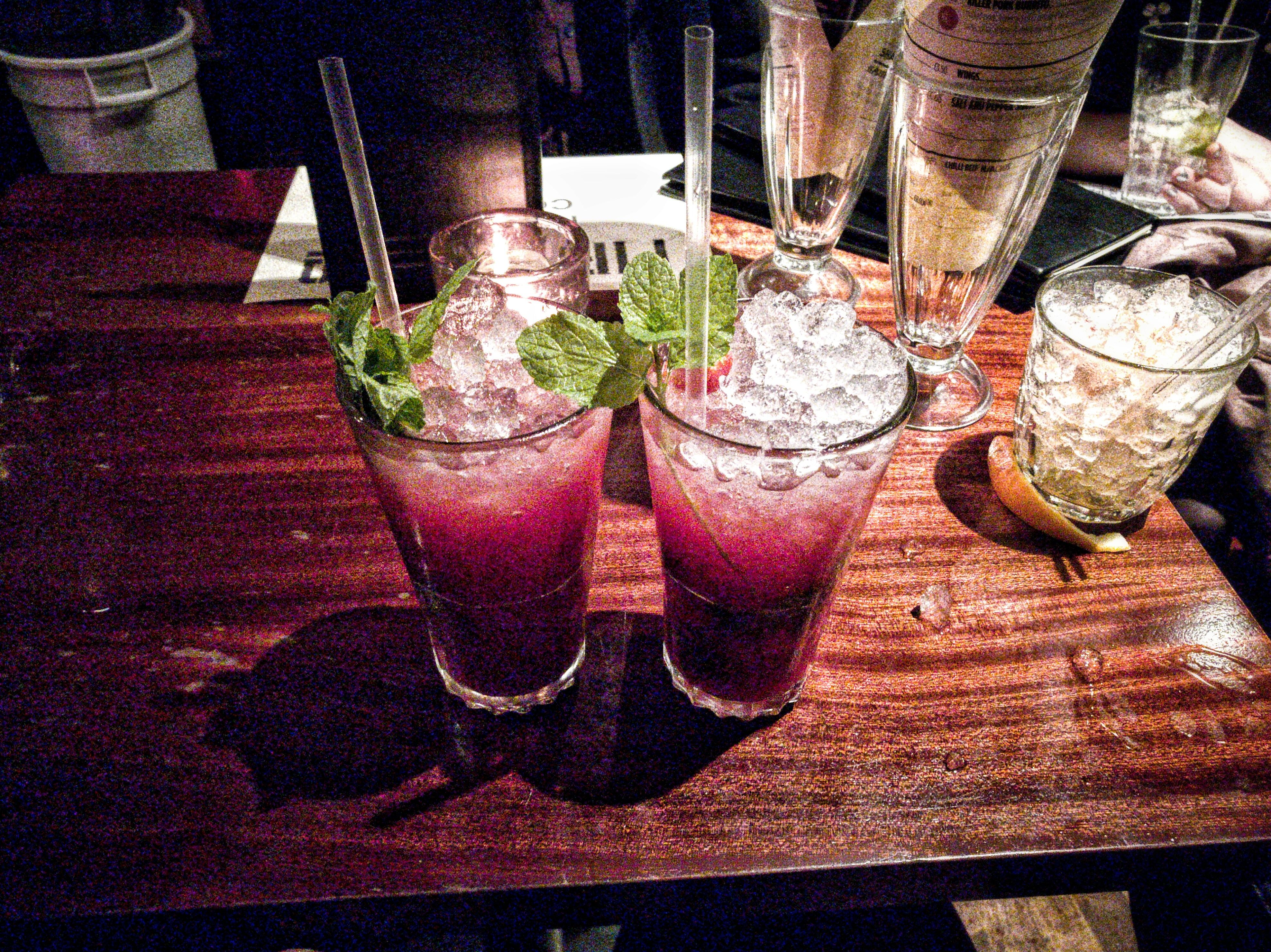 Bar 55, Camden. Are these the best cocktails in London, UK ...