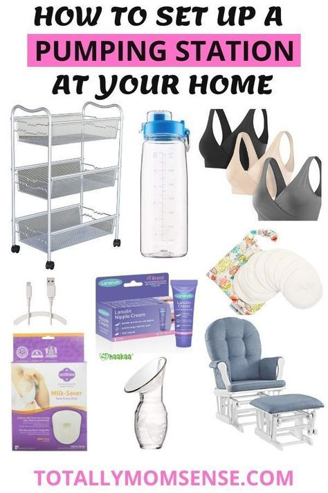 Are you a nursing mom looking for ideas to set up a breastfeeding station at your home. This blog post is an extensive list of all the nursery essentials that you would need to set up one. ##breastfeeding #breastfeedingmusthaves #parenting #breastfeedingessentials #breastfeedingproducts #breastfeedinglists #breastfeedingstation #totallymomsense #pregnancyearly