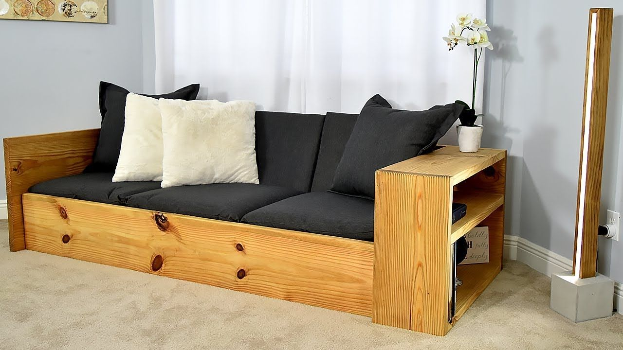 Sofas That Turn Into Bed Diy Sofa Bed Diy Sofa Diy Couch
