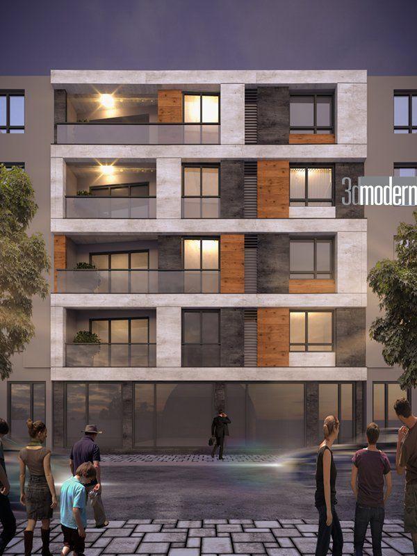 Gomulu Resim Brick Architecture Facade Design Building Design