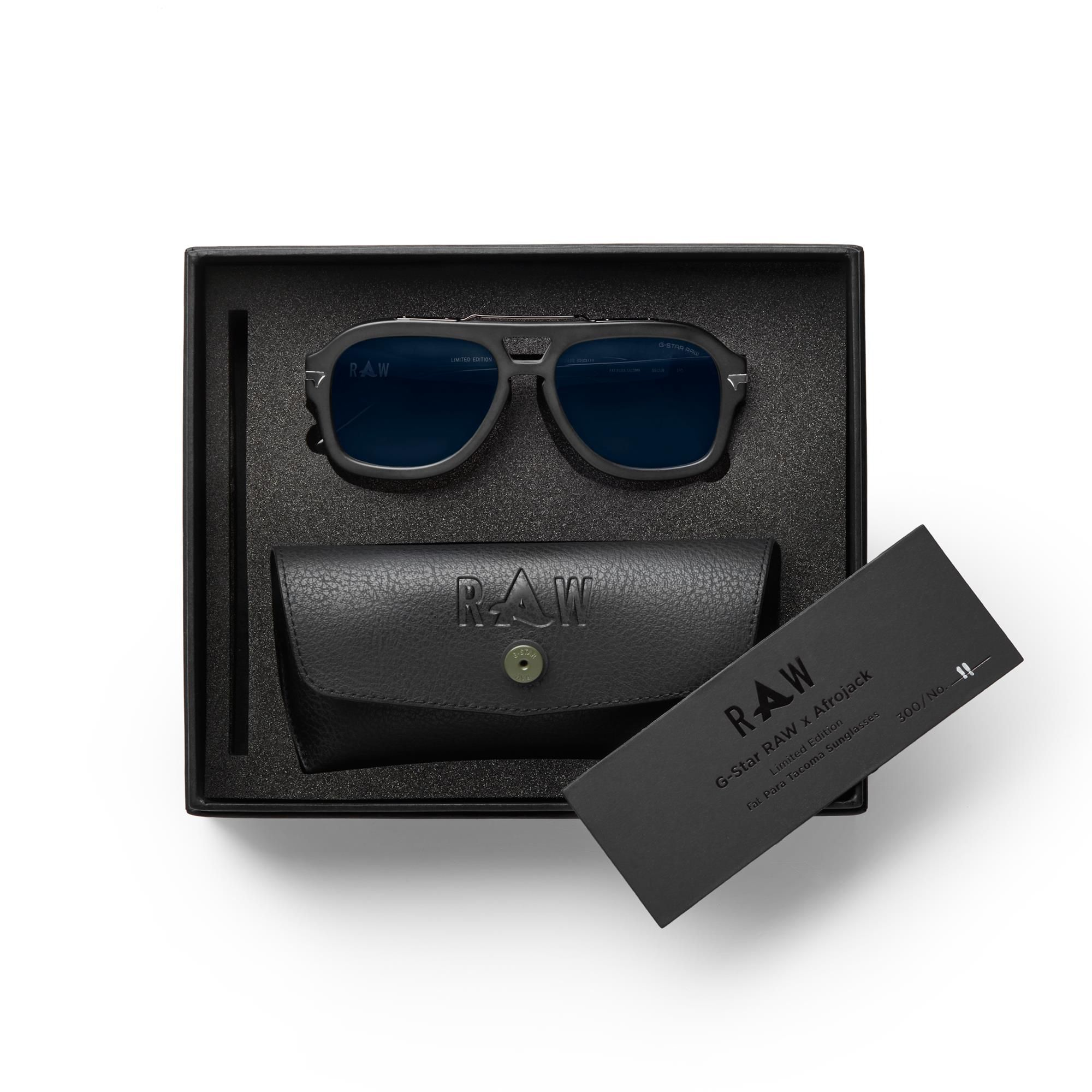 G-Star RAW - LIMITED EDITION: AFROJACK SUNGLASSES