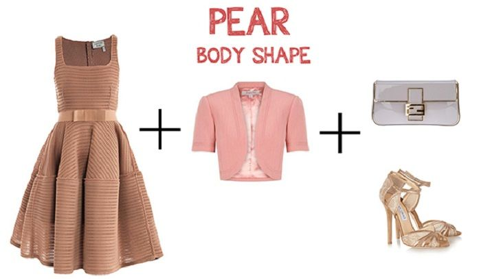 Best dress style for pear shaped