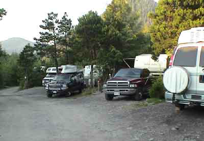 Kinnikinnick Campground RV Park Port Edward BC Passport America Campgrounds