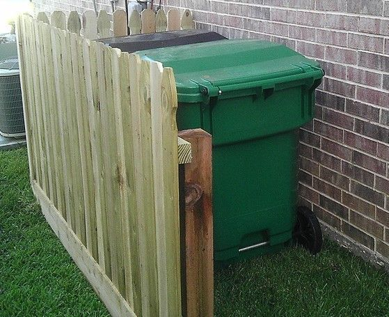 Image Result For Garbage Can Screen
