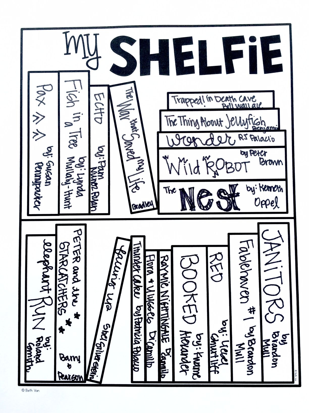 Reading Shelfies And Snapshots Visual Reading Logs