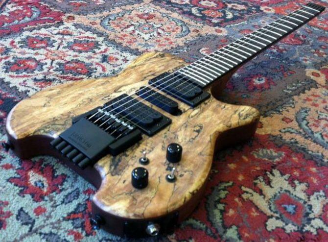 Pin By David Frederick On Carvin Guitars Hh Holdworth Customs Cool Guitar Guitar Design Guitar