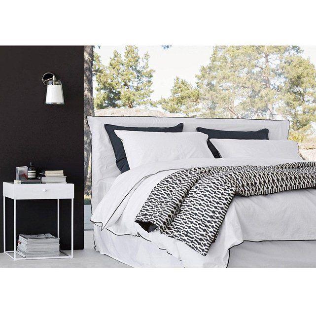 housse de tête de lit/cache-sommier sandor am.pm | cocoon bedroom