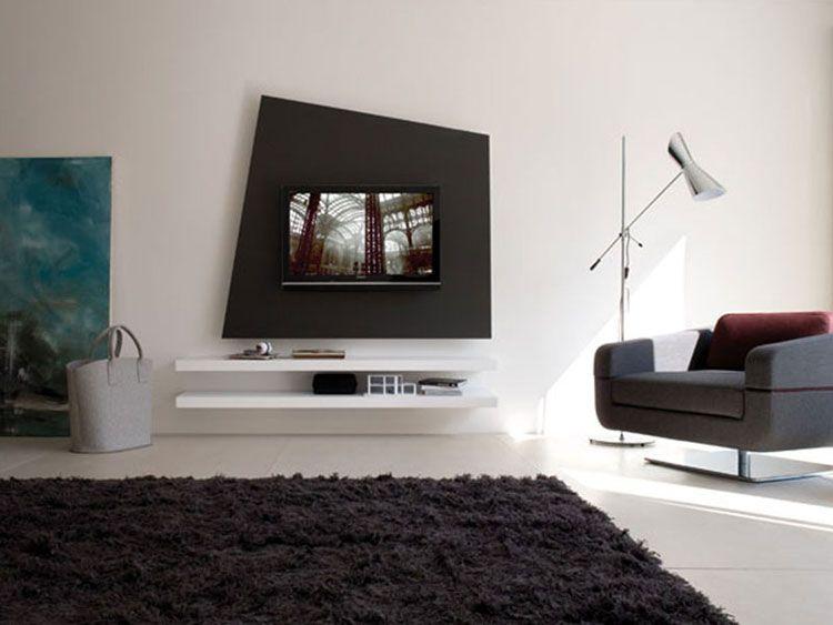Mobile porta Tv dal design moderno n.02 | Arredare living ...