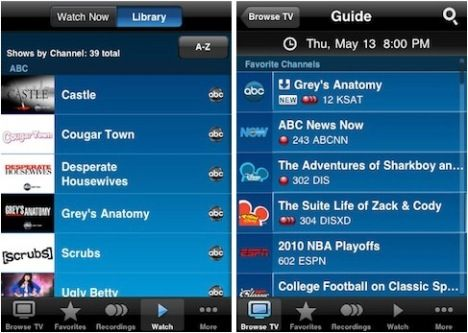 AT&T Uverse Mobile App Allows Users to Manage And Watch