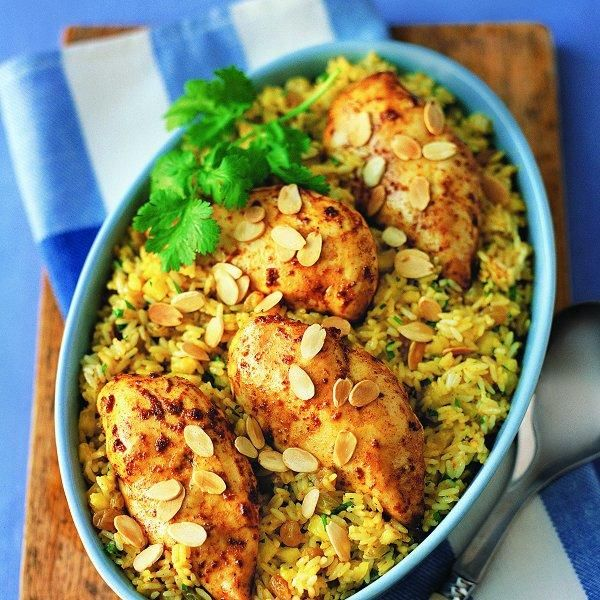 Glazed Chicken with Pineapple Rice. This is a meal that I have often made successfully.