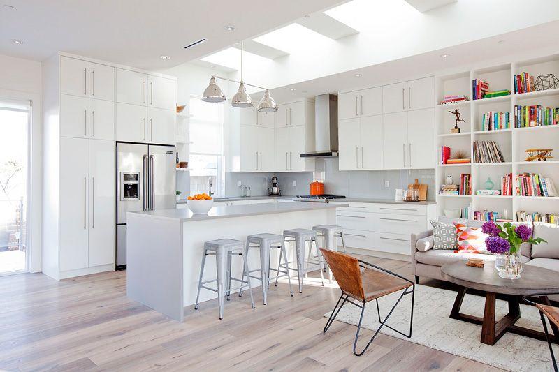 Hazel Brown The White House Desire To Inspire Desiretoinspire Net White Modern Kitchen White Kitchen Design