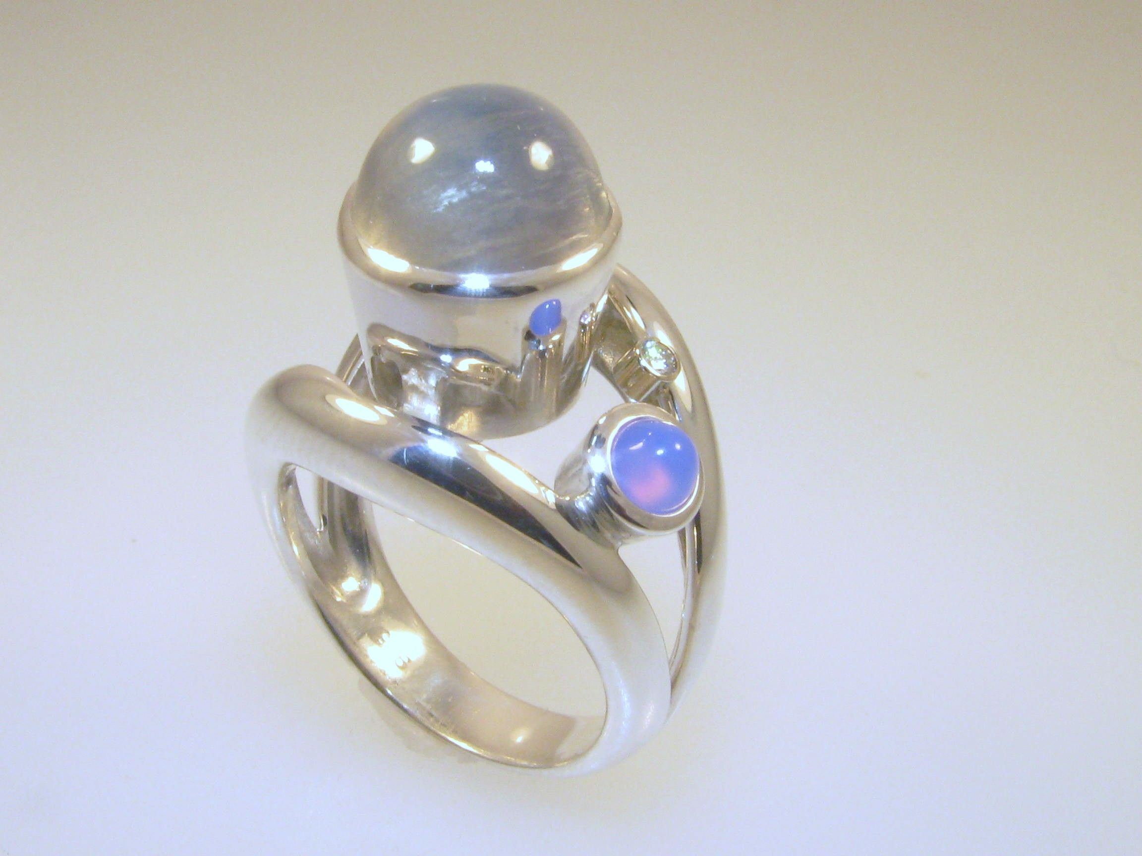 custom sterling silver ring mothers rings