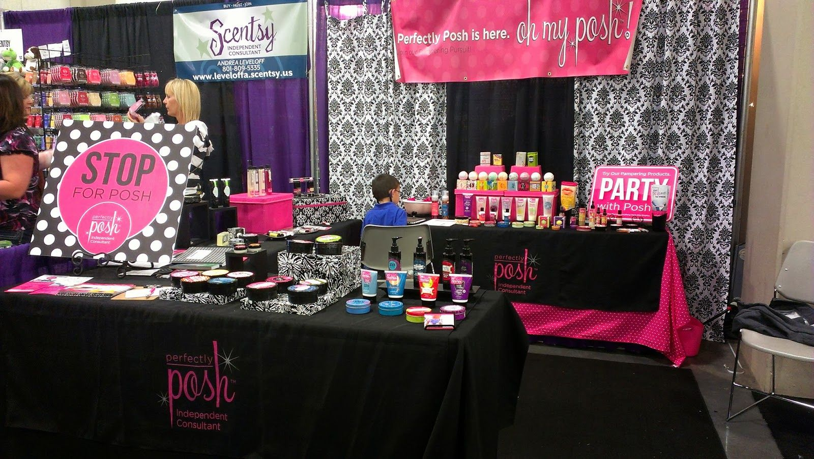 Outdoor mary kay display booth google search mary kay for Craft supply trade shows