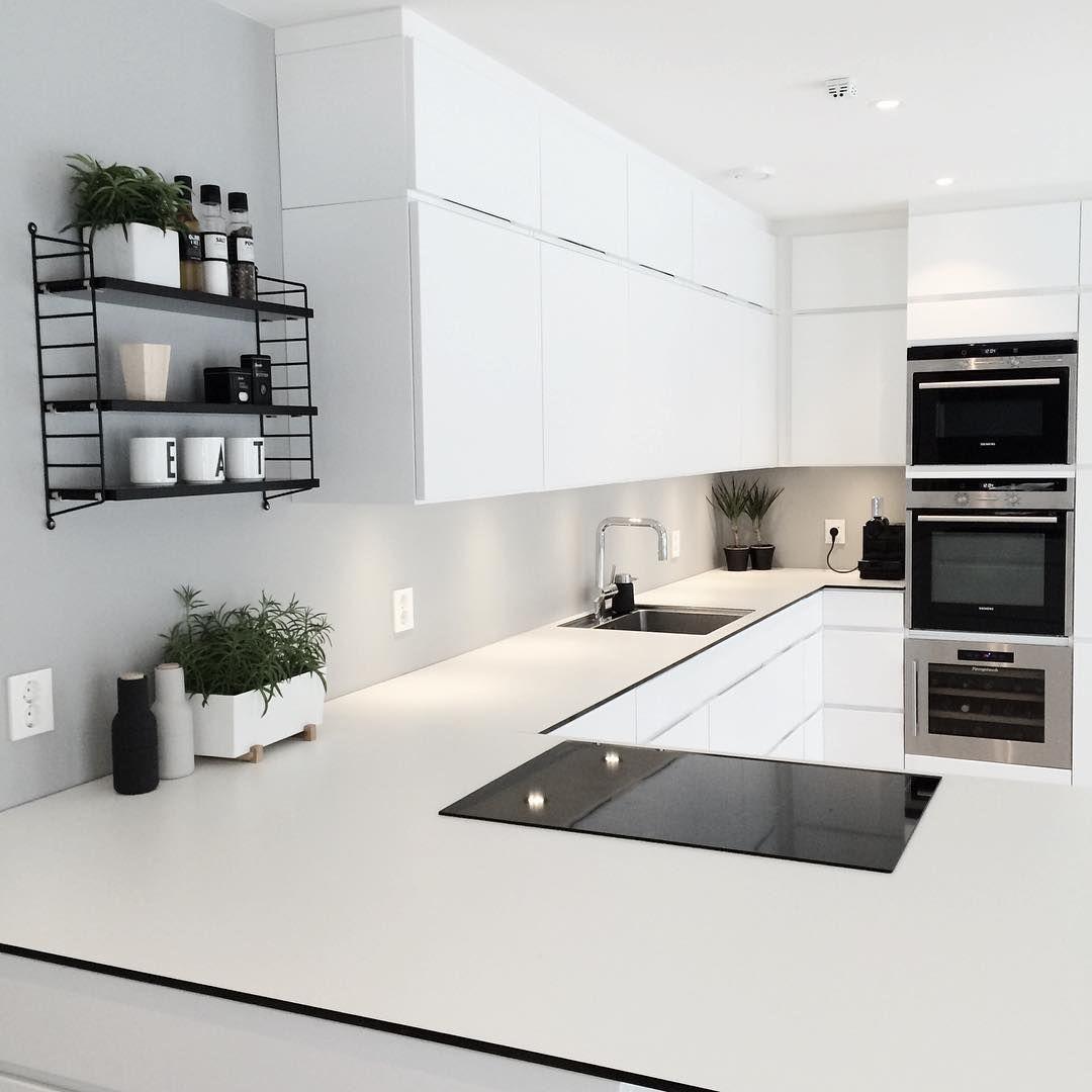 Pin de Nina en Küche | Pinterest | Cocinas, Colores de cocina y Casas