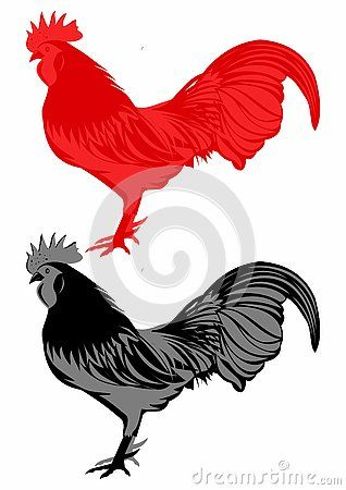 Rooster Vector - Download From Over 49 Million High Quality Stock Photos, Images, Vectors. Sign up for FREE today. Image: 79342855