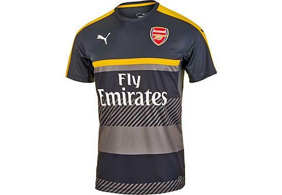 2e56f09d281 Puma Arsenal Training Top. Buy it from www.soccerpro.com now ...