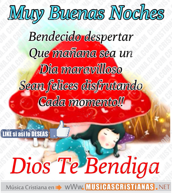 Centro Cristiano Para La Familia Buenas Noches Imagenes Con