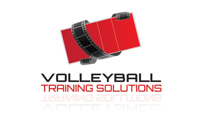Volleyball Training Solutions • Logo Design by Tag Team