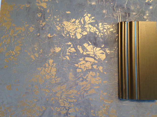 metallic paint for wallsMetallic Gold Wall Paint  Wallflowers Wallcoverings faux