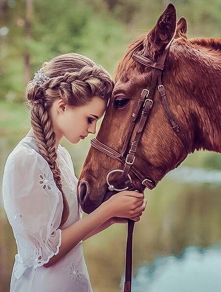 by Galiya Zhelnova   Hair   Horses, Horse photos, Pictures ...