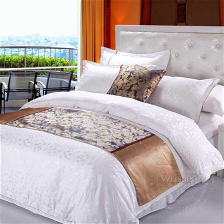hotel bed cover king size bed runner bed spread guangzhou hotel bed runner set bed runner. Black Bedroom Furniture Sets. Home Design Ideas