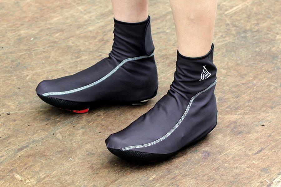 Prendas Ciclismo Aqua Light Winter Overshoes Cycling Outfit