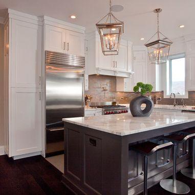 Kendall Charcoal Benjamin Moore Kitchen Design Ideas