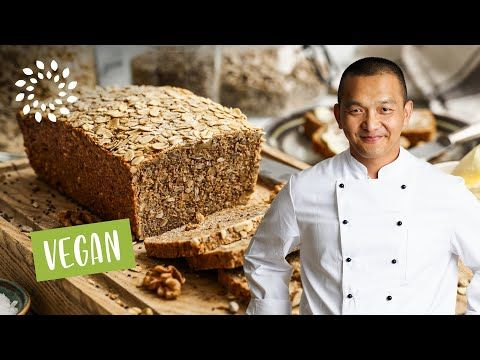 Gluten-Free Bread Recipe | Glutenfreies Brot