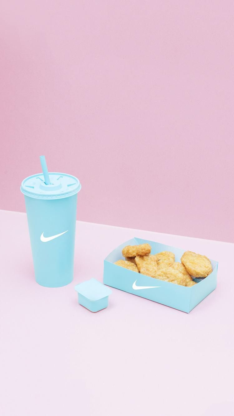 Pinterest Fashionista1152 Pastel Color Background Iphone Wallpaper Nike Tumblr Wallpapers