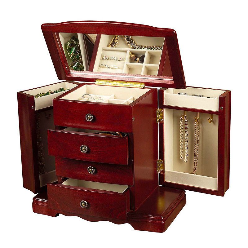24+ Mele and company jewelry armoire info