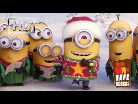 Minions Jingle Bells X Mas Song Youtube Videos Pinterest
