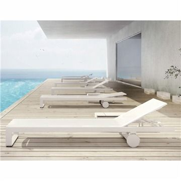 explore modern outdoor chaise lounges and more