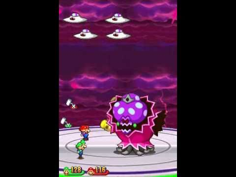 Mario Luigi Partners In Time Final Boss Elder Princess