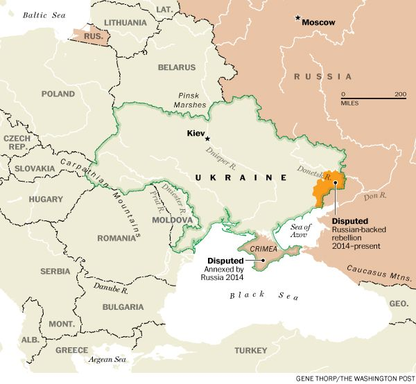 Analysis How Ukraine Became Ukraine In 7 Maps Map Ukraine Historical Maps