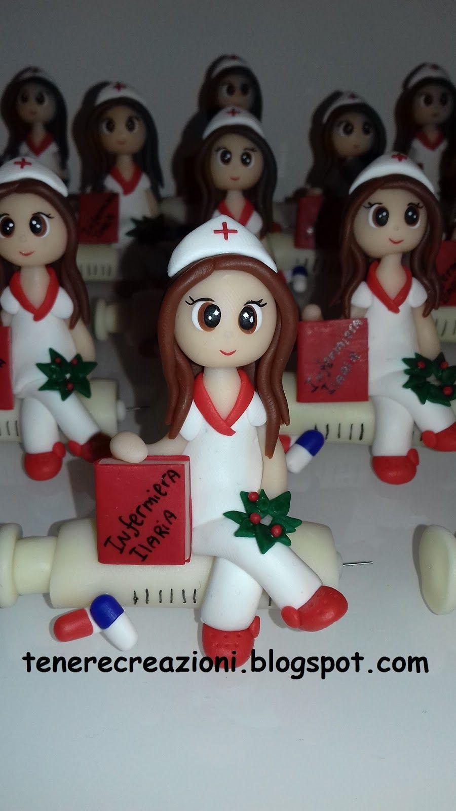 Pin Su Bomboniere Laurea Farmacia Medicina Infermieristica