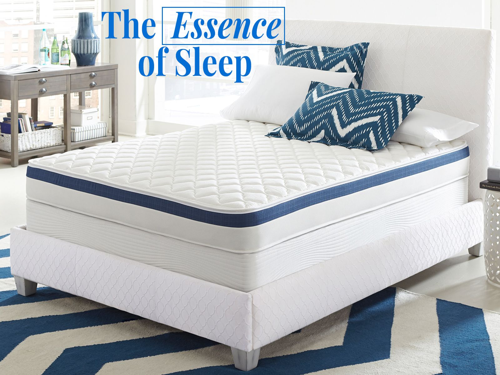 Our G10 mattress will put you to sleep in no time. But in