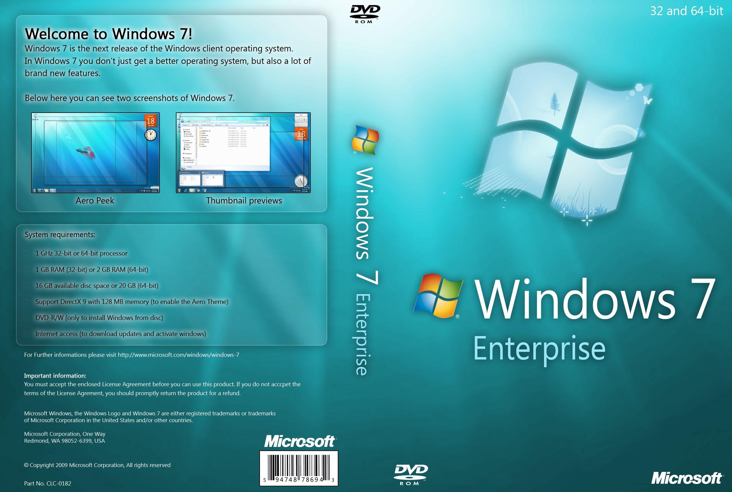 windows 7 enterprise product key 2017
