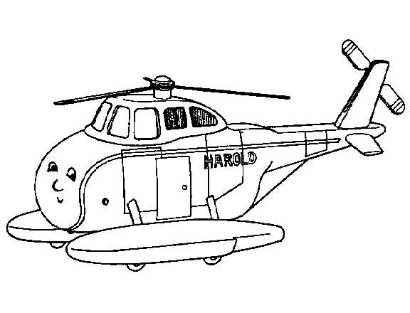 Complete Collection Of Helicopter Coloring Pages Http