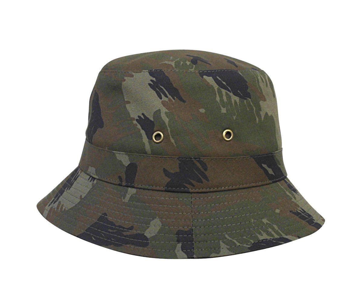 Bucket Hat Camuflado Chapeu Australiano 125734cb74f