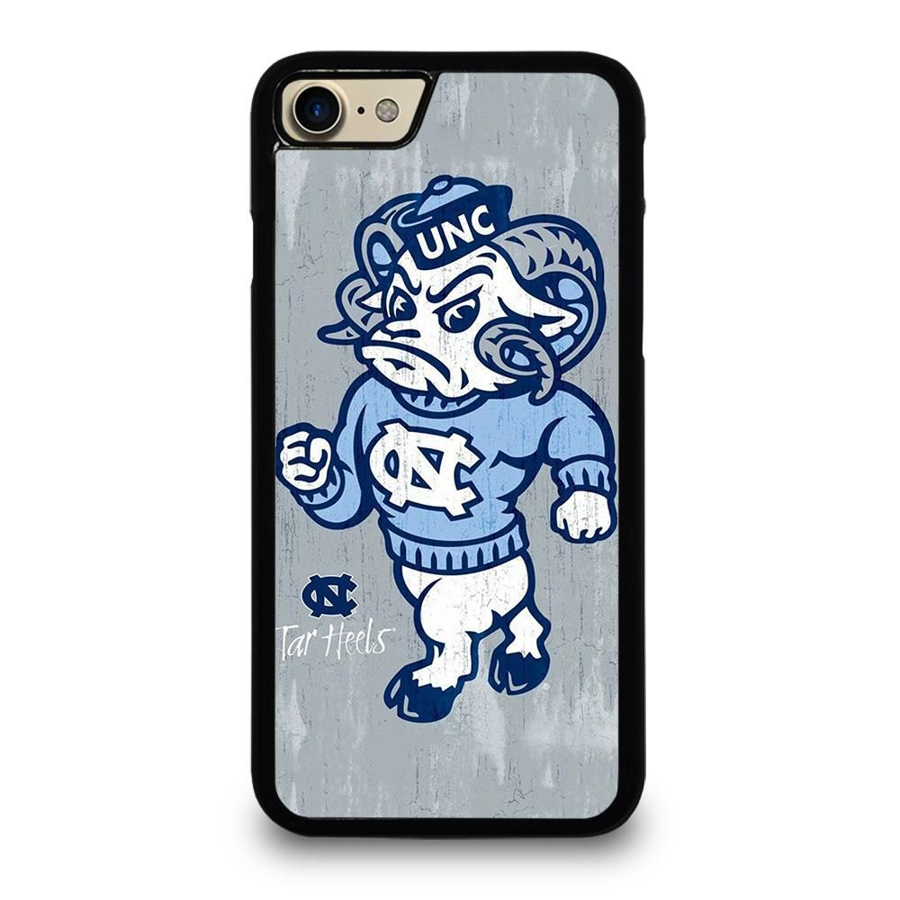 NORTH CAROLINA TAR HEELS MASCOT iPhone 7 / 8 Case Cover ...