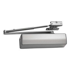 Door Closer Spring Stop Iron 11 5 8 In By Corbin 455 15 Standard Armallows Inside Mounting Of Closer On Out Swinging Doors Unit Installs On With Images Closed Doors