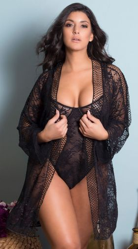 576c26460 Plus Size Lingerie  Sexy Lingerie for Curvy Women