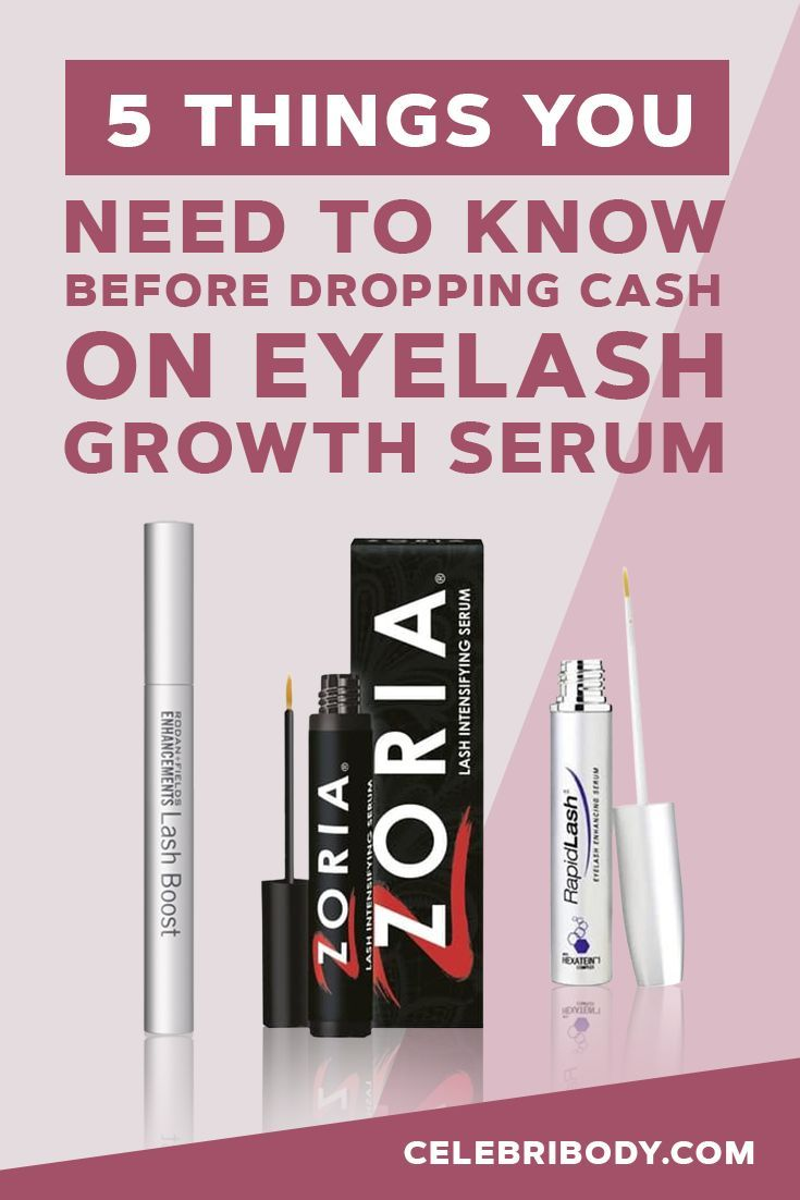 2091c3fbe58 False eyelashes are another option, but they're sticky and never look quite  the way you want them to. The answer: Eyelash growth serums ...