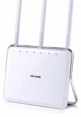 Tp link ac1750 wireless wi fi gigabit router archer c8 new tp link ac1750 wireless wi fi gigabit router archer c8 new greentooth Images
