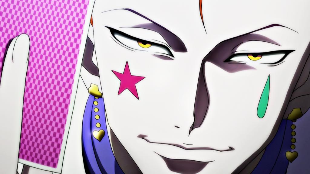 Hunter X Hunter - Hisoka | Hisoka, Anime mangas, Dessin