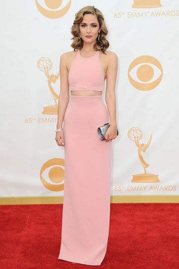 Rose Byrne, PremiosEmmy2013 CalvinKleinCollection