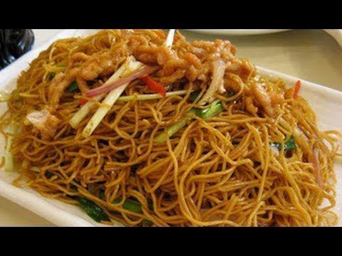 Cocina China Thermomix | Recetas Wok Fideos Fritos Tres Delicias Cocina China Youtube