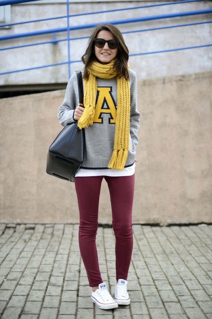 Can't wait till University or College to rock cute clothes like this!!